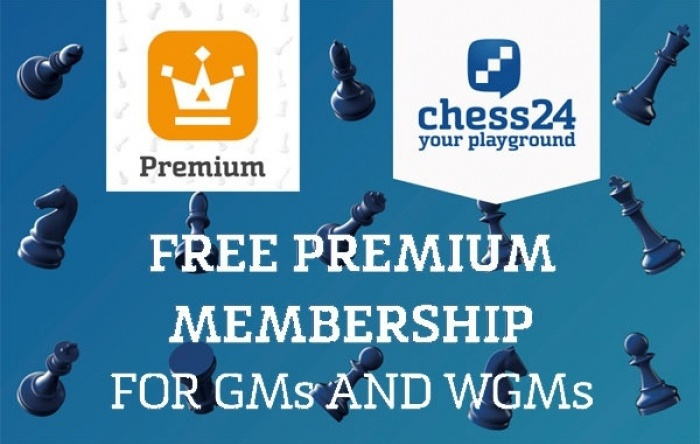 Will other titled players get premium permanent membership ?
