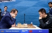 Tata Steel 2018, 7: Shak soars, Vlad catches Vishy