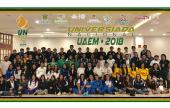 Los campeones de la Universiada Nacional de México