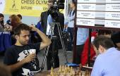 Olympiade Batumi 2018, R5: Shak bläst zum Angriff!