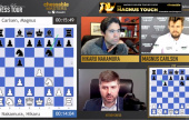 Chessable Masters 1: Artemiev leads on bad day for Magnus