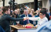 Final II Copa Dicharachera: Carlsen - Firouzja