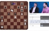 Lawrence Trent kommentiert für chess24