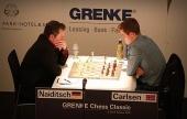 GRENKE Classic 3: Magnus Jobava falls to Naiditsch