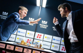 Norway Chess 5: Karjakin takes down Carlsen