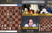 chess24 Legends (8): Carlsen sella su pase