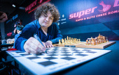 Superbet GCT Day 2: Korobov takes over