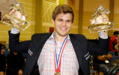 Carlsen has no more worlds to conquer