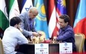 Weltcup in Tiflis, Halbfinale TB: Ding Liren & Aronian triumphieren