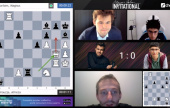 "MCI Day 3: Carlsen beats Firouzja despite ""fantastic swindle"""