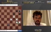 Legends of Chess R1: Carlsen cruiset - svarte på Giri-anklager