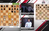 STL Rápido e Blitz 2: dia perfeito para Carlsen