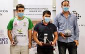 Iturrizaga y Sabrina campeones de España 2021