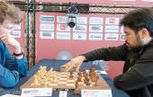 Gibraltar Masters 4-8: Artemiev shines