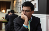 Anand sigue líder tras un día repleto de empates