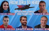 From Zero to Hero : 50h de cours en français pour passer 2000
