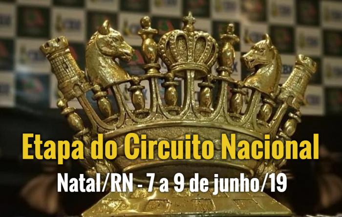 11º Aberto do Brasil Xadrez Potiguar