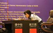 Women's chess title battle goes down to the wire