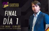 Airthings Masters (SF2): ¡Aronian - Radjabov apasionante final!