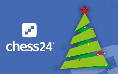 ¿Qué quieres que te traiga Chess24 por Navidad?