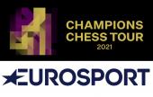 Eurosport med sjakktrekk: Kringkasteren sender Champions Chess Tour