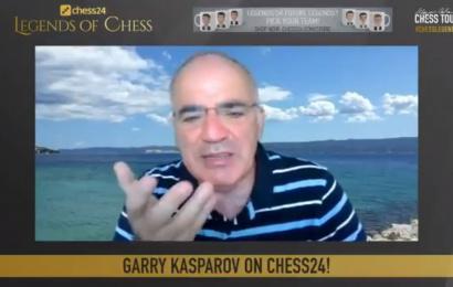 Slik svarer Carlsen på Kasparovs omstridte påstand