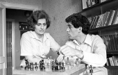 RIP Klara Kasparova, Garry Kasparov's mother and confidant