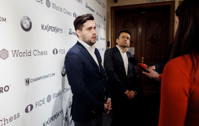 Moscow GP, R1.1: So, Aronian & Shak on the brink