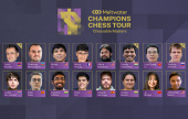Levon Aronian tops Chessable Masters field