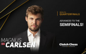 Clutch Chess Day 3: Carlsen and So reach semifinals