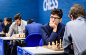 Tata Steel 3: Firouzja leads as Carlsen ties streak