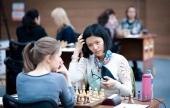 Comenzó el Grand Prix femenino de Khanty-Mansiysk