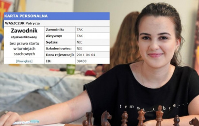 17-year-old European Chess Champion gets 2-year ban for cheating