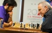 Ultimate Blitz, Tag 2: Nakamura gewinnt bei der Kasparov-Show
