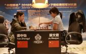 Kurzes Aufbäumen von Tan Zhongyi bei der Damen-WM