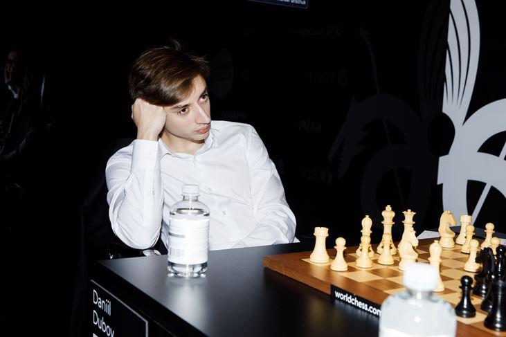 481a0919ba45 Daniil Dubov said he wanted to win at least one match