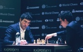 Berlin Candidates 4: Caruana leads after thriller