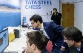 Tata Steel 2018 (9): Giri gana y lidera