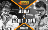 MVL beats Aronian to reach Carlsen or Artemiev semi-final
