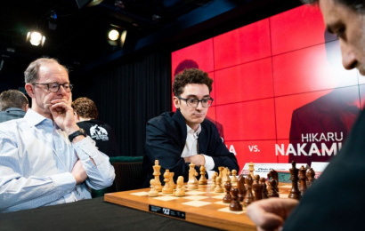Caruana back in action for the London Chess Classic