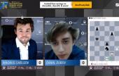 Opera Euro Rapid (CF 1): Carlsen, MVL y So por delante