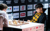 Norway Chess 1: Caruana & Firouzja take early lead
