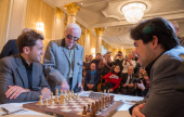 Zurich, Rds 3 and 4: Carlsen on a roll
