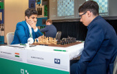 Prague Masters 4-5: Vidit punishes Firouzja