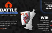 Battle of the Minds: freeroll Series