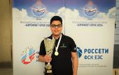 """New """"Beast from Baku"""" Suleymanli wins Aeroflot"""