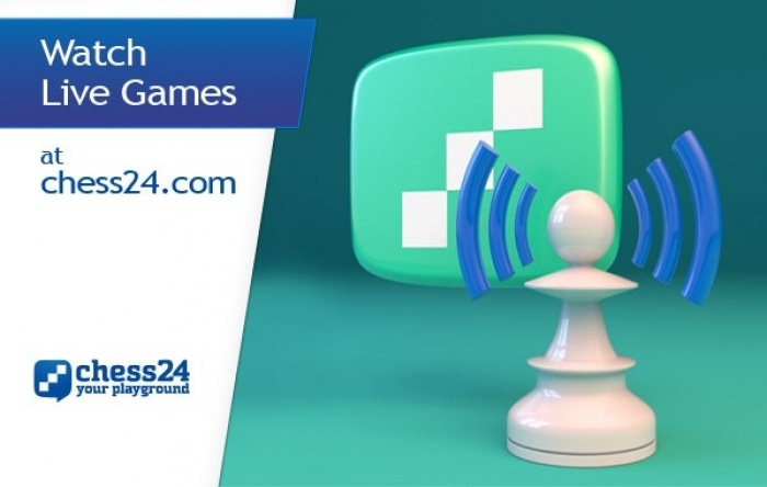 All tournaments broadcast on chess24 (2016)