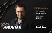 Clutch Chess Day 4: Aronian & Caruana in semis