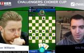 Presentamos el Challengers Choker Cup