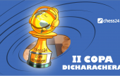 Calendario de la II Copa Dicharachera